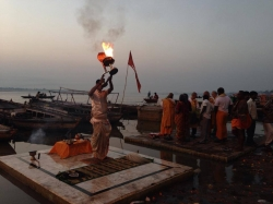 india ganges ritueel